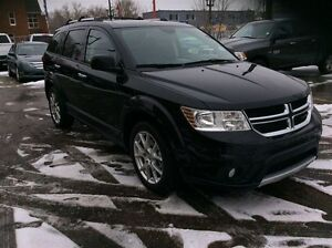 2016 Dodge Journey R/T LOADED LEATHER LUXURY