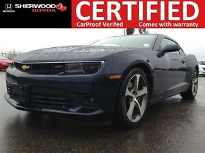 2015 Chevrolet Camaro SS 2SS | HEATED LEATHER | NAVI | BLUETOOTH