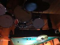 AMAZING DRUMSET!!!! Such a good deal