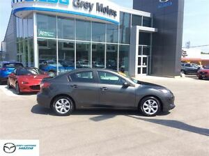 2012 Mazda MAZDA3 GX, Automatic, Air, One Owner!