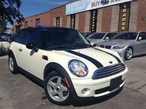 2009 MINI Cooper Hardtop PANO ROOF | BLUE TOOTH | 6SP | XENON