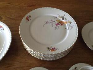 "Fine Bohemian China ""Autumn Leaves"" made in Czechoslovakia Gatineau Ottawa / Gatineau Area image 2"