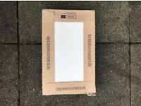 *FREE* 1 pack of bathroom wall tiles - 10 tiles, covers 1 metre squared - Off white, rectangular.