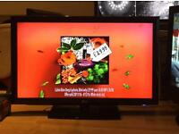 """LG 42"""" LED TV USB MOVIES FREEVIEW HDMI CAN DELIVER."""