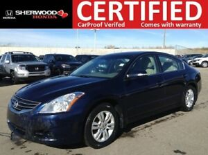 2012 Nissan Altima 2.5 S | REMOTE START| HEATED LEATHER| SUNROOF
