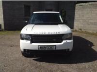 Land Rover Range Rover TDV8 VOGUE (white) 2012-01-30
