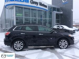 2012 Mazda CX-9 GT, Navigation, P. Sunroof, Heated leather