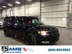 2017 Ford Flex SEL AWD with Navigation, Remote Start and Multipa