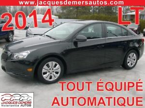2014 Chevrolet Cruze LT AUTOMATIQUE CAMERA DE RECUL