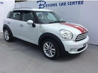 MINI COUNTRYMAN 1.6 Cooper (white) 2013
