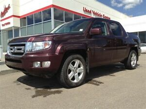 2009 Honda Ridgeline EX-L w/SR | remote start | leather | fog li