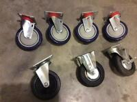 Wheels for dolly or your tool box