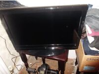 sanyo lcd 26inch tv for sale