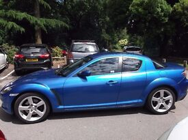 Mazda RX-8 coupe 231ps-228bhp 2007 only 38,260miles Full Mazda Service history