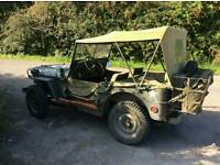 Military Jeep For Sale