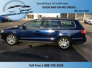 2007 Volkswagen Passat AWD!LEATHER, SUNROOF! CALL NOW!!!