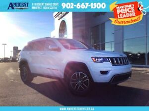 2018 Jeep Grand Cherokee LIMITED  - AWD, BACKUP CAMERA, HEATED S