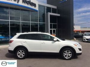 2012 Mazda CX-9 GS, Heated Leather, Sunroof, 7 Passenger, One Ow