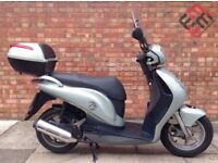Honda PES 125, Mint condition with low mileage!