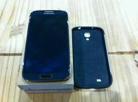 Samsung S4 rose gold SWAP G SHOCK WATCH