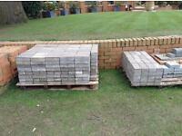 Grey Block Paving Bricks