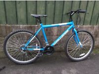 """MENS / BOYS BICYCLE, BIKE (DONE 10 DRY MILES), 26"""" WHEELS, 19"""" FRAME, 21 GEARS - AS NEW !!!!!!!!!!"""