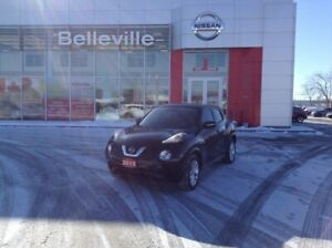 2015 Nissan Juke SV MANUAL 1 OWNER LOCAL TRADE