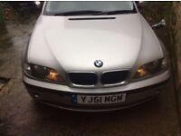 Bmw 320D 2002 £850