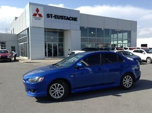 2011 Mitsubishi Lancer GT **CUIR**BLEUTOOTH**MANUELLE**TOIT**710
