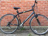 Hybrid bike Mongoose Crossway 100