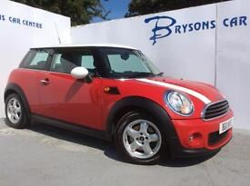 MINI HATCHBACK 1.6 Cooper [122] (red) 2011