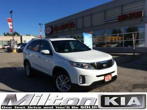 2015 Kia Sorento LX | LEATHER | SUNROOF | BLUE TOOTH