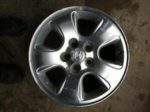 "4 - Mazda Tribute 16"" Alloy Rims with Center Caps"