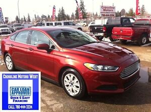 2014 Ford Fusion | Power Options | Low Km's |