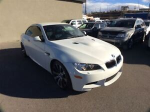 2011 BMW M3 / 4.0 / 400+ HP / CABRIOLET / NAV / HARD TOP