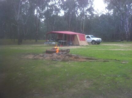 Gic camping trailer for sale