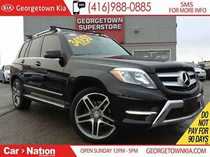 2013 Mercedes-Benz GLK-Class DIESEL | NAVI | PANO ROOF | BACK UP