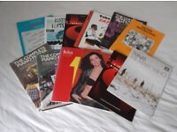 SELECTION OFMUSIC BOOKS FOR PIANO / GUITAR / VOCAL - SUITABLE FOR BEGINNERS - GOOD USED CONDITION