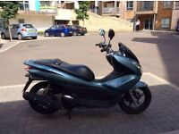 Excellent Condition Honda WW 125-D 2013 As New