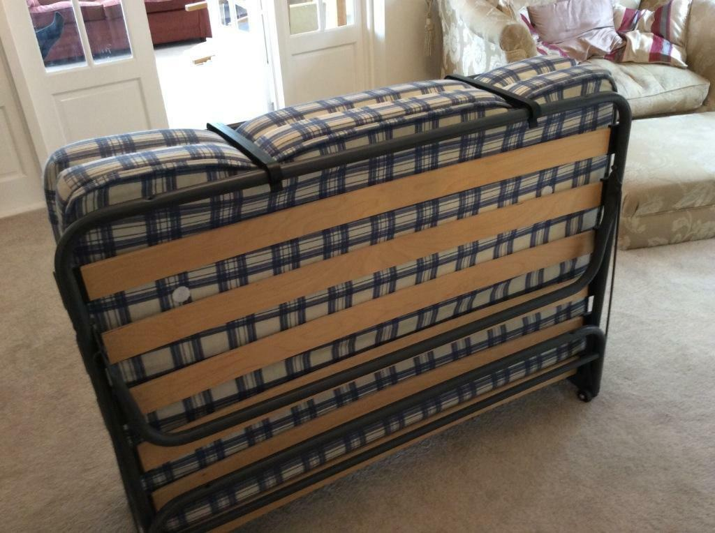 Fold Up Double Guest Bed In Eastwood Nottinghamshire