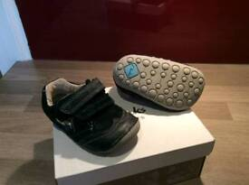 Clarks 2G first shoes
