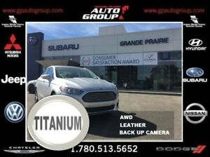 2013 Ford Fusion Titanium | AWD | Back up Camera
