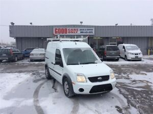 2012 Ford Transit Connect XLT w/o Rear Door Glass