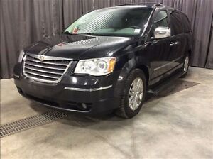 2010 Chrysler Town & Country Limited Dual DVD/Leather/Power Slid