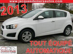 2013 Chevrolet Sonic LT AUTOMATIQUE TOUT ÉQUIPÉ
