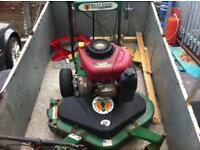 "Billy Goat 33"" Triple Blade Lawnmower"