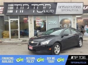 2014 Chevrolet Cruze 2LT ** Leather, Bluetooth, Remote Start **