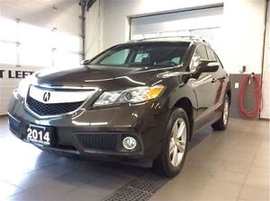 2014 Acura RDX Tech AWD - No accidents - One Owner