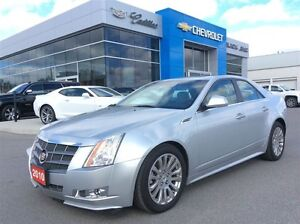 2010 Cadillac CTS | AWD | Bluetooth | Panoramic Sunroof | Bose S