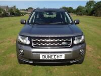 Land Rover Freelander 2 SD4 SE TECH (grey) 2015-12-03